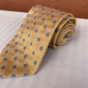 Jos A Banks Executive Collection 100% Silk Tie